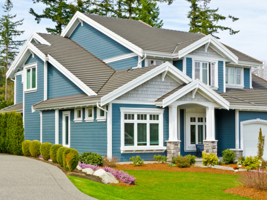 Repair your siding at the first sign of damage